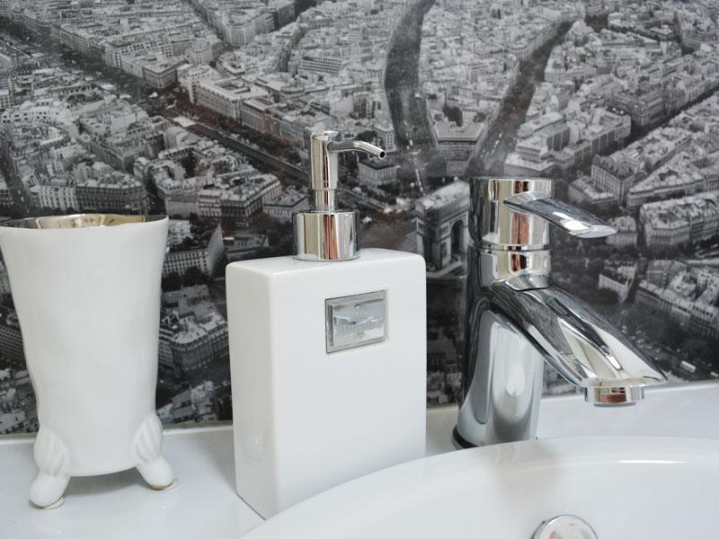 salle de bain design maison d'hôtes